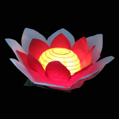 Floating Flower Chinese Water Lanterns
