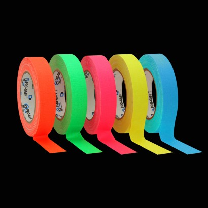 high visibility fluorescent tape