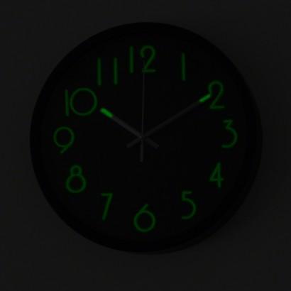 Glow In The Dark Wall Clock