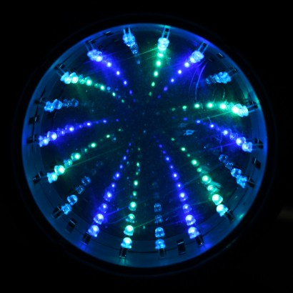6 Quot Infinity Tunnel Mirror