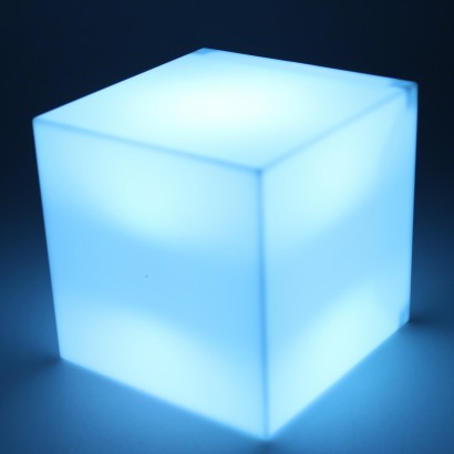 Flashing Red Light >> Light3 Cubic Colour Change Mood Light