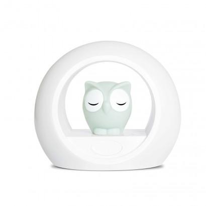 Zazu Lou the Owl Night Light with Sound Sensor