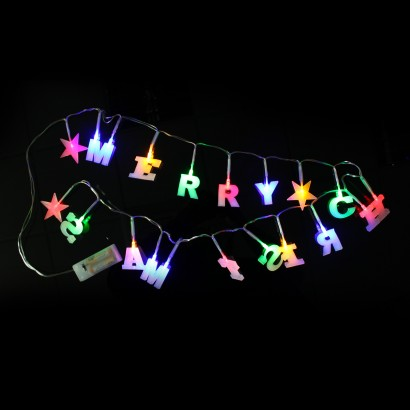 merry christmas string lights instant christmas cheer in a battery operated stringlight read more