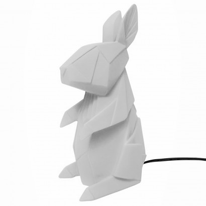Origami Fox Rabbit Lamps