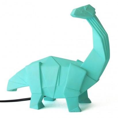 Dinosaur Origami Lamp