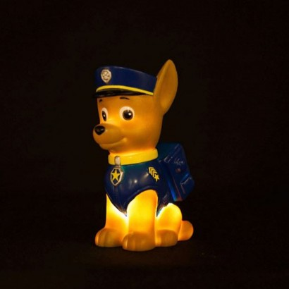 Paw Patrol favourite Chase lights up with colour change LEDs to comfort and  reassure your little one at night. Read more. e21a9ac0d215