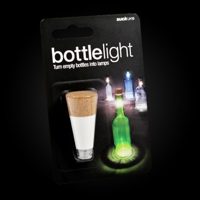 Rechargeable Usb Bottle Top Light
