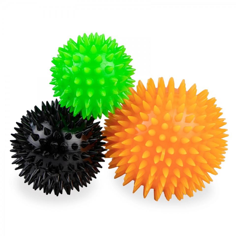 3 Spiky Massage Balls