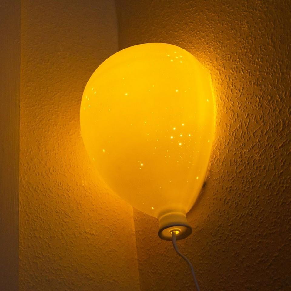 3D Ceramic Lamp Balloon