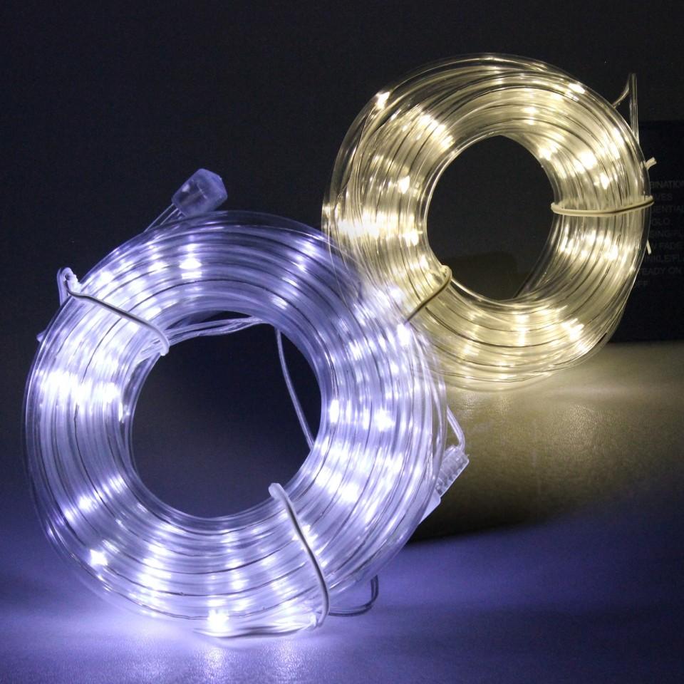 40 LED Multi Function Rope Light B/O