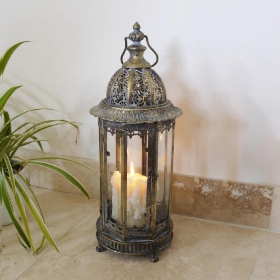 61cm Floor Standing Lantern