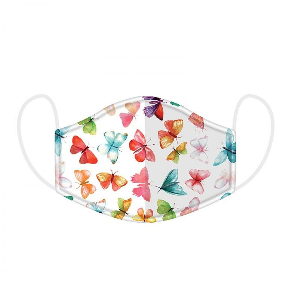 Butterfly Washable Face Mask