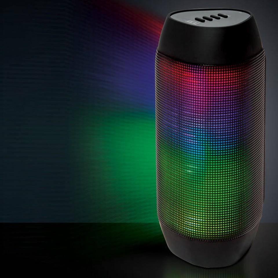 Akai Vibes Bluetooth LED Speaker