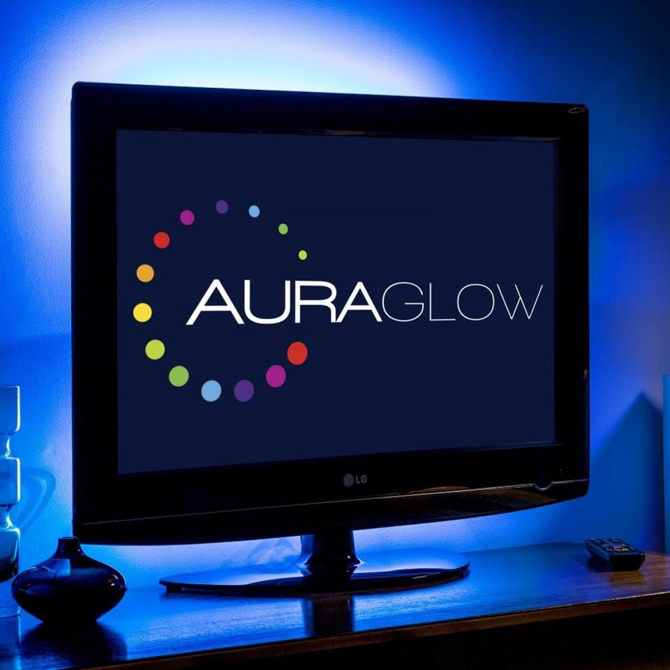 Auraglow USB TV Back Light
