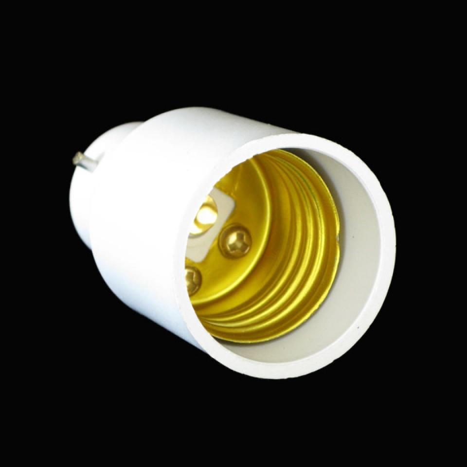 B22 to E27 Bulb Socket Converter (401.090)