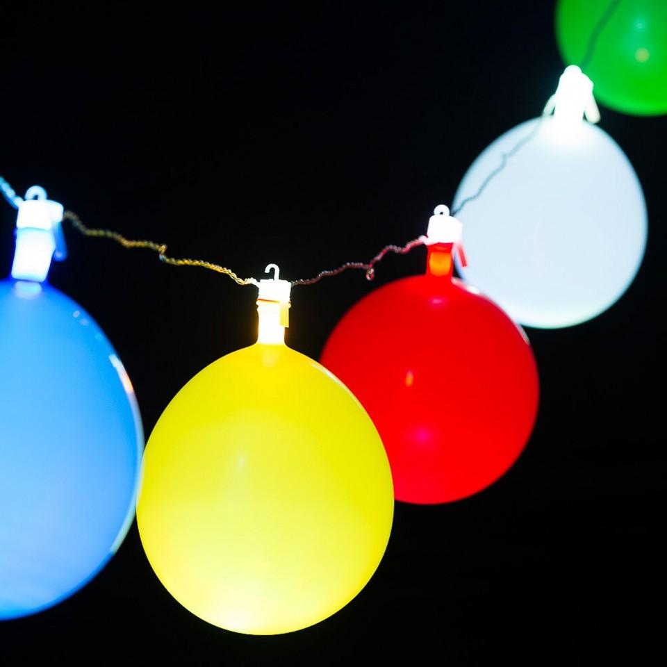Balloon Fairy Lights