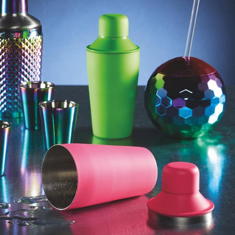 300ml Neon Cocktail Shaker