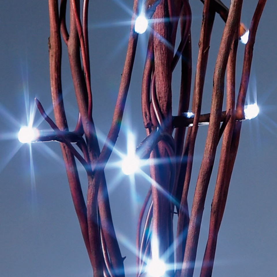 Natural Battery Twig Light