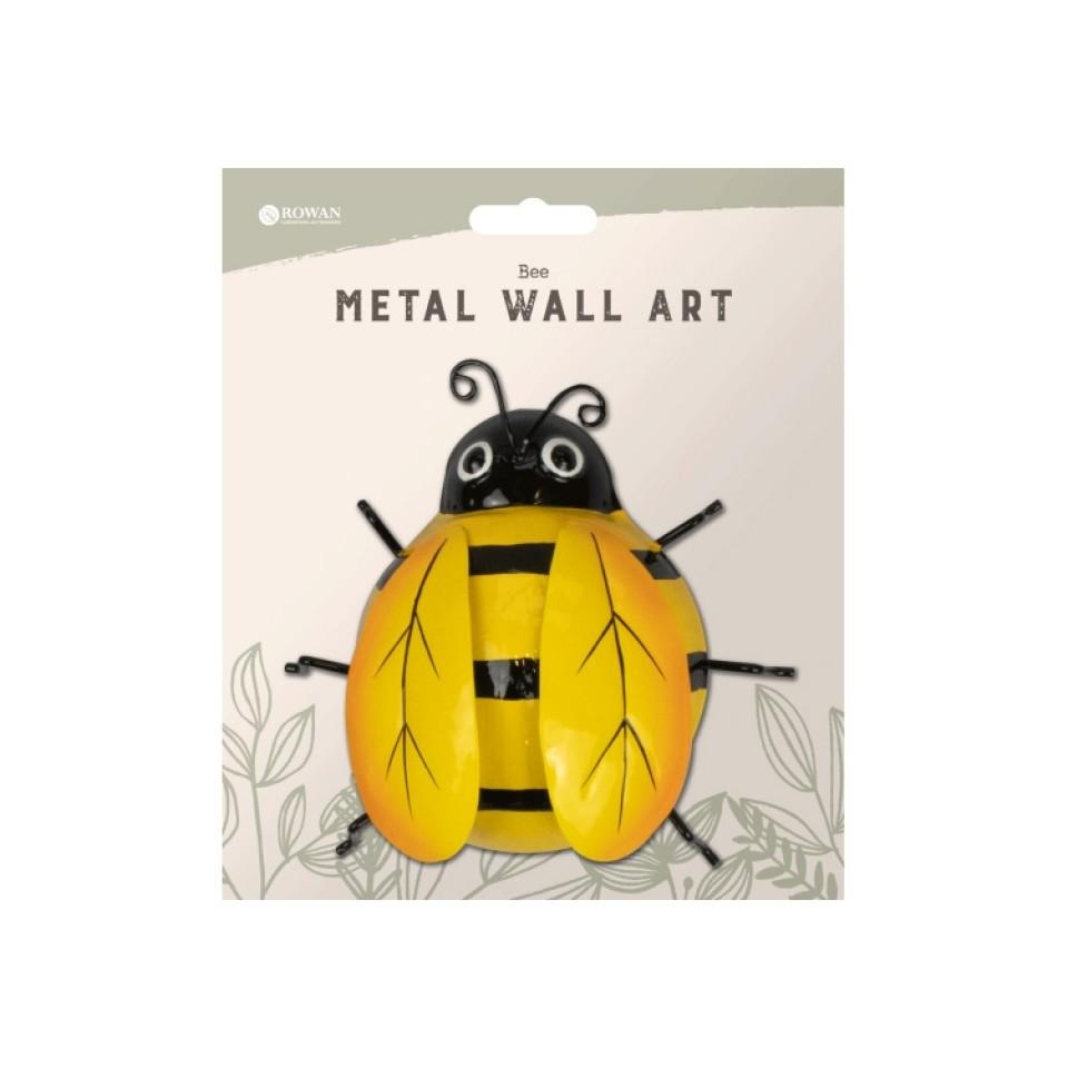 Bee Metal Wall Art