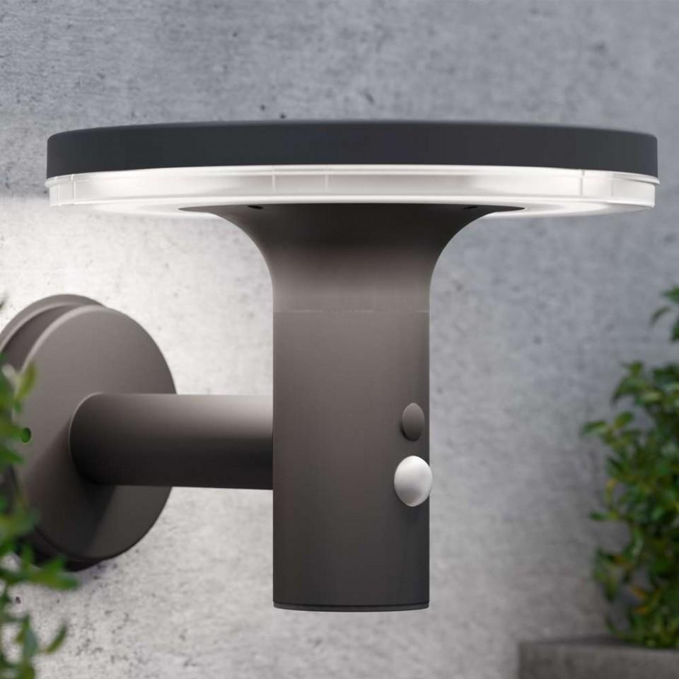 Solar Speaker Blulite Motion Light