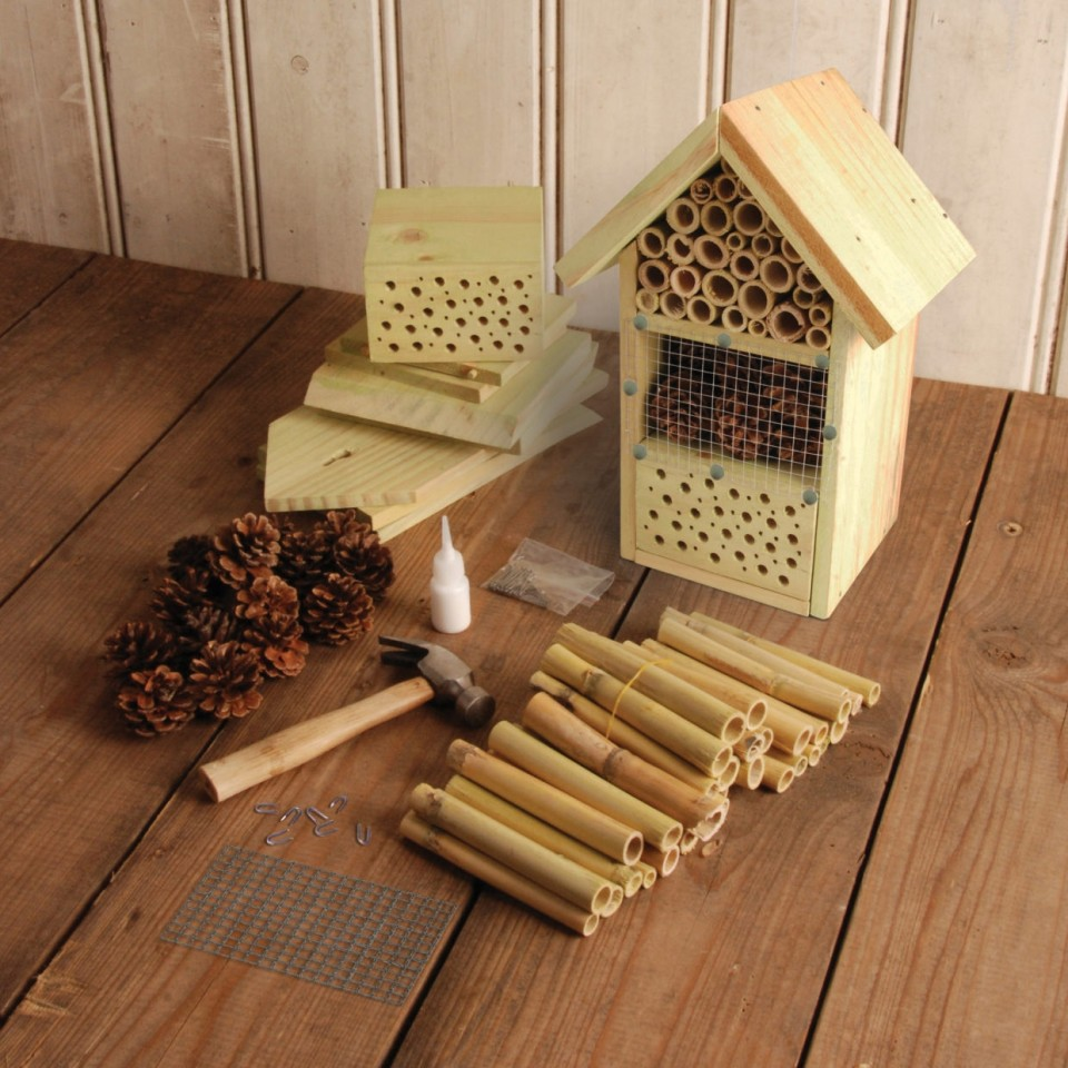 Large DIY Insect Hotel