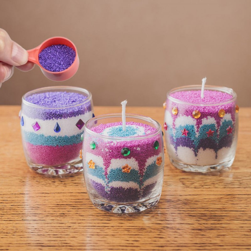 Candle Making Kit by Crafty Kits
