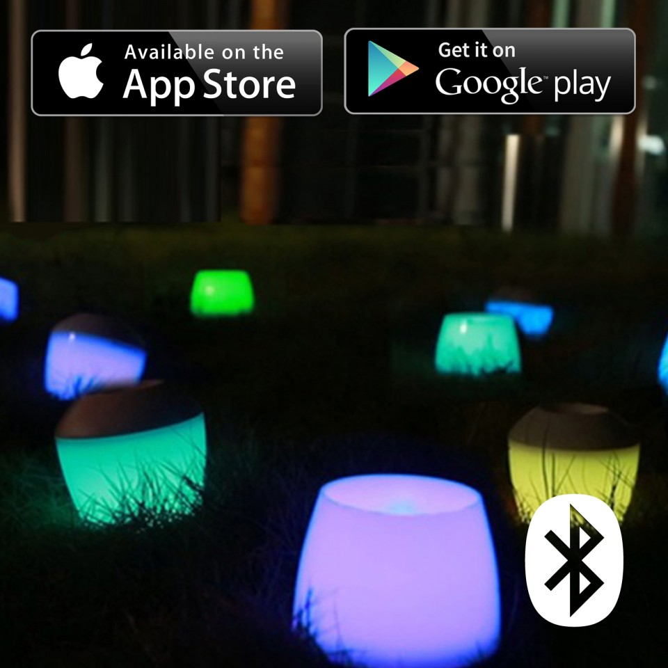 MIPOW Playbulb Bluetooth Candle