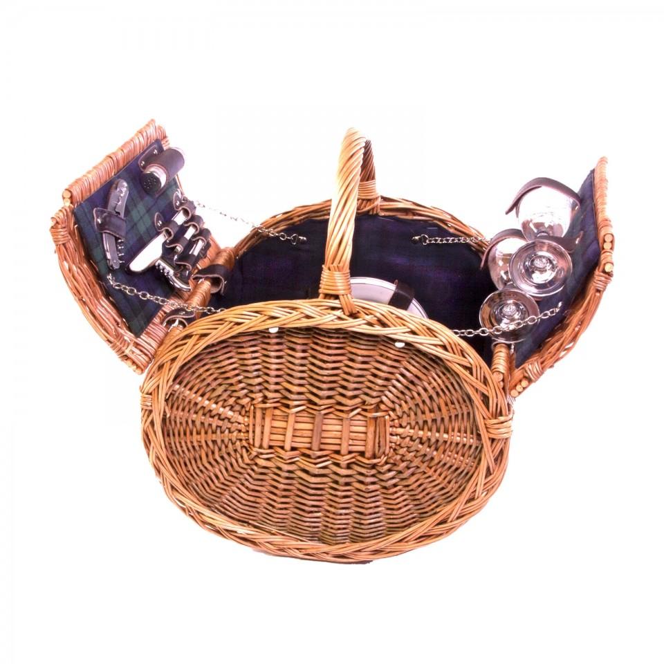 Cheltenham Barrel Picnic Basket
