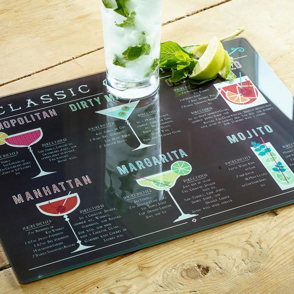 Worktop Saver - Classic Cocktails