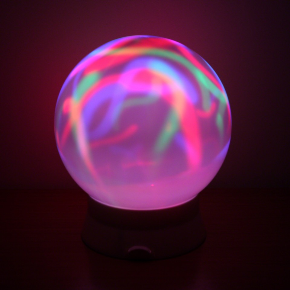 Colour Changing Sphere