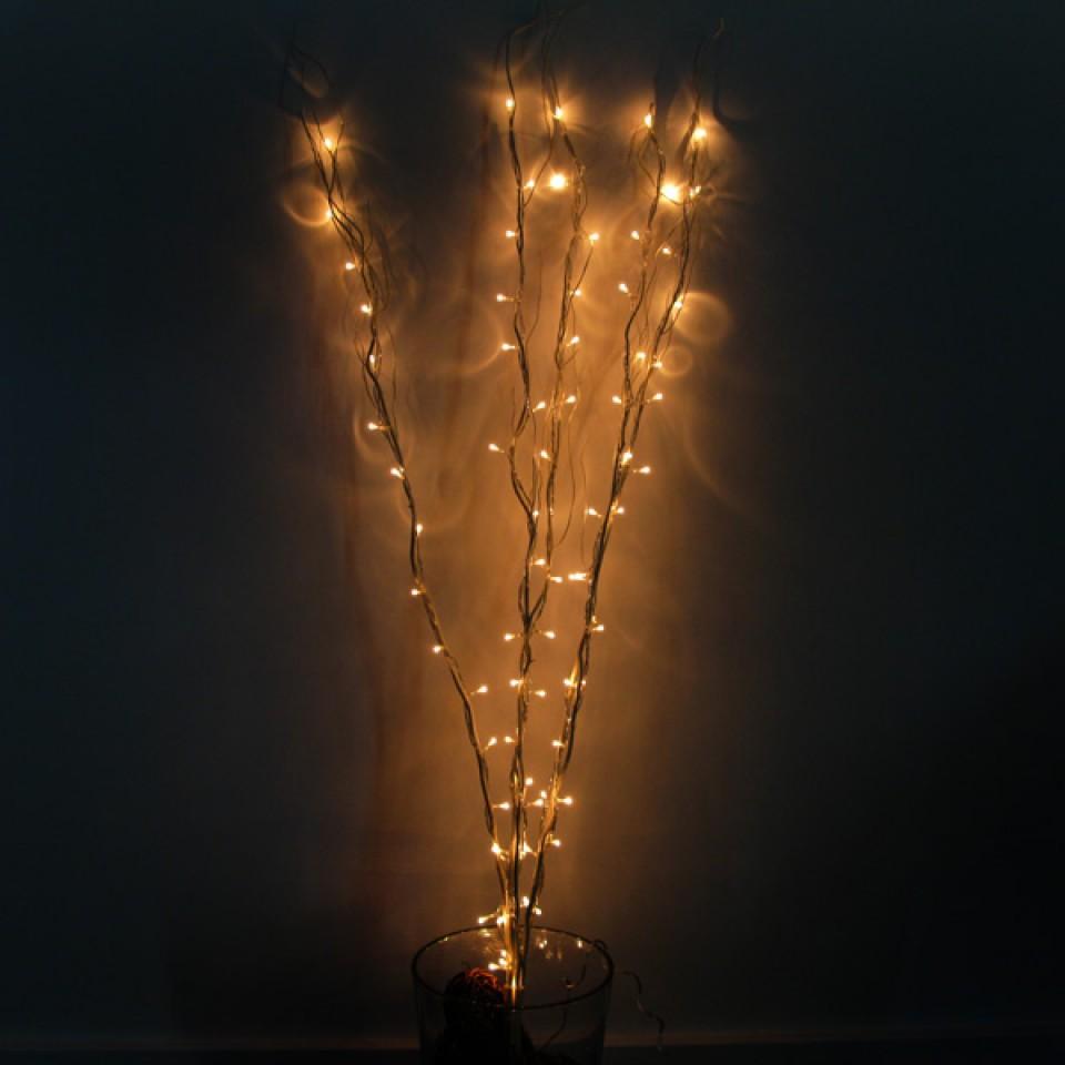 White Twig Lights Twig Lights