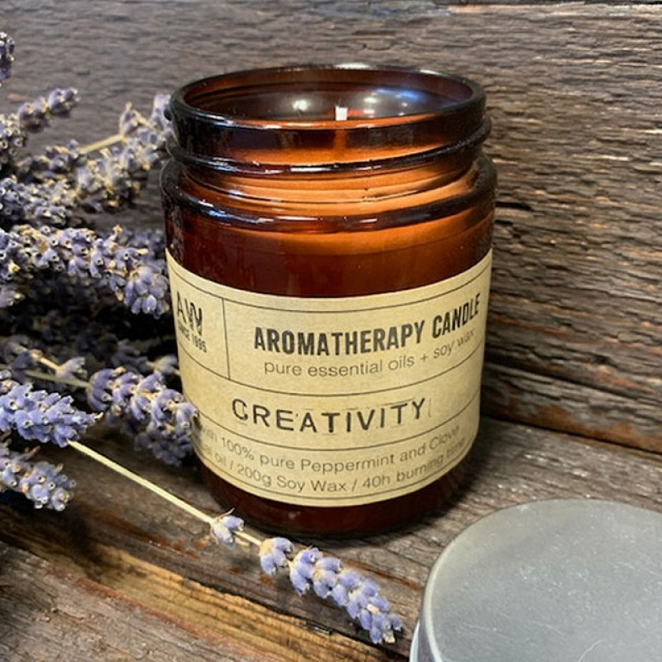 Creativity Aromatherapy Candle