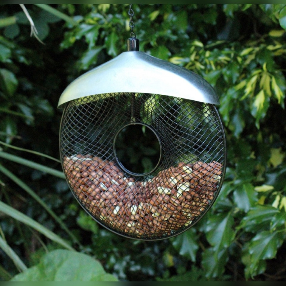 Deluxe Donut Bird Nut Feeder