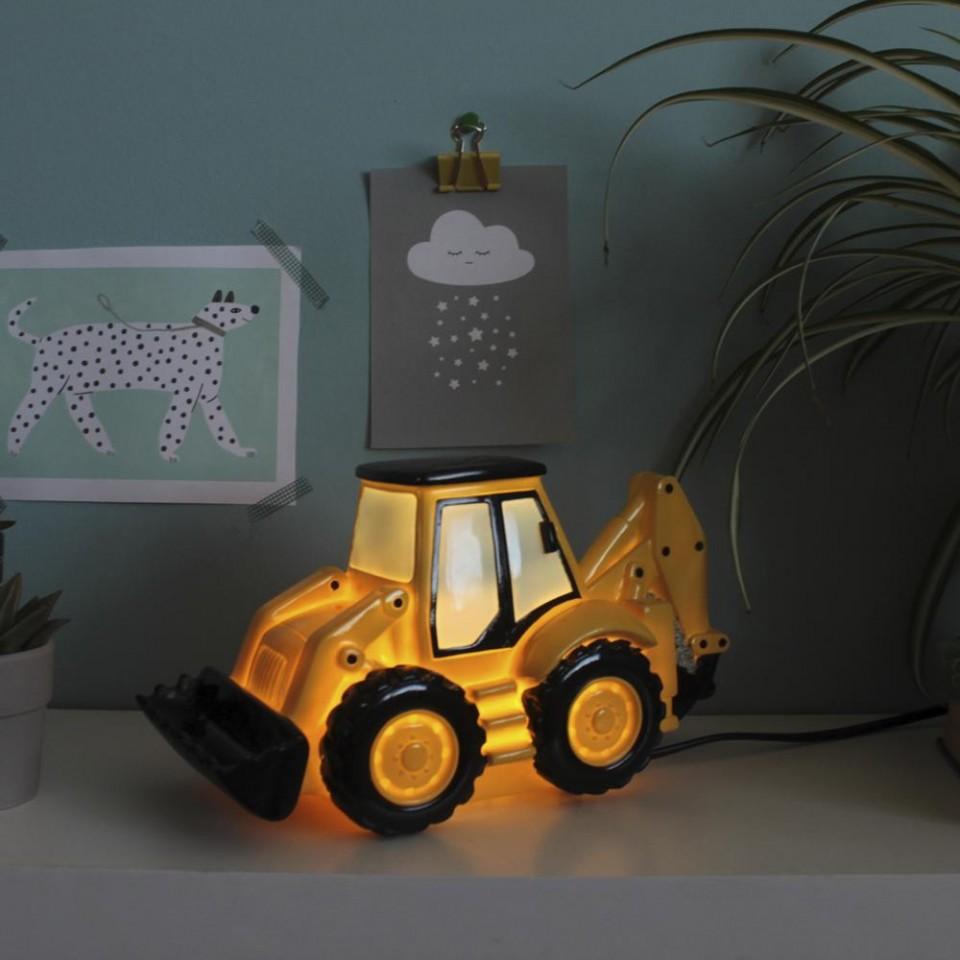 Digger Lamp