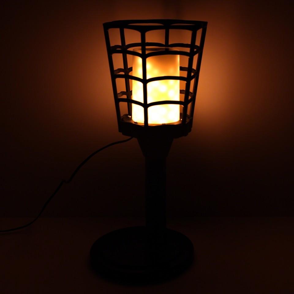 Digital LED Flame Torch