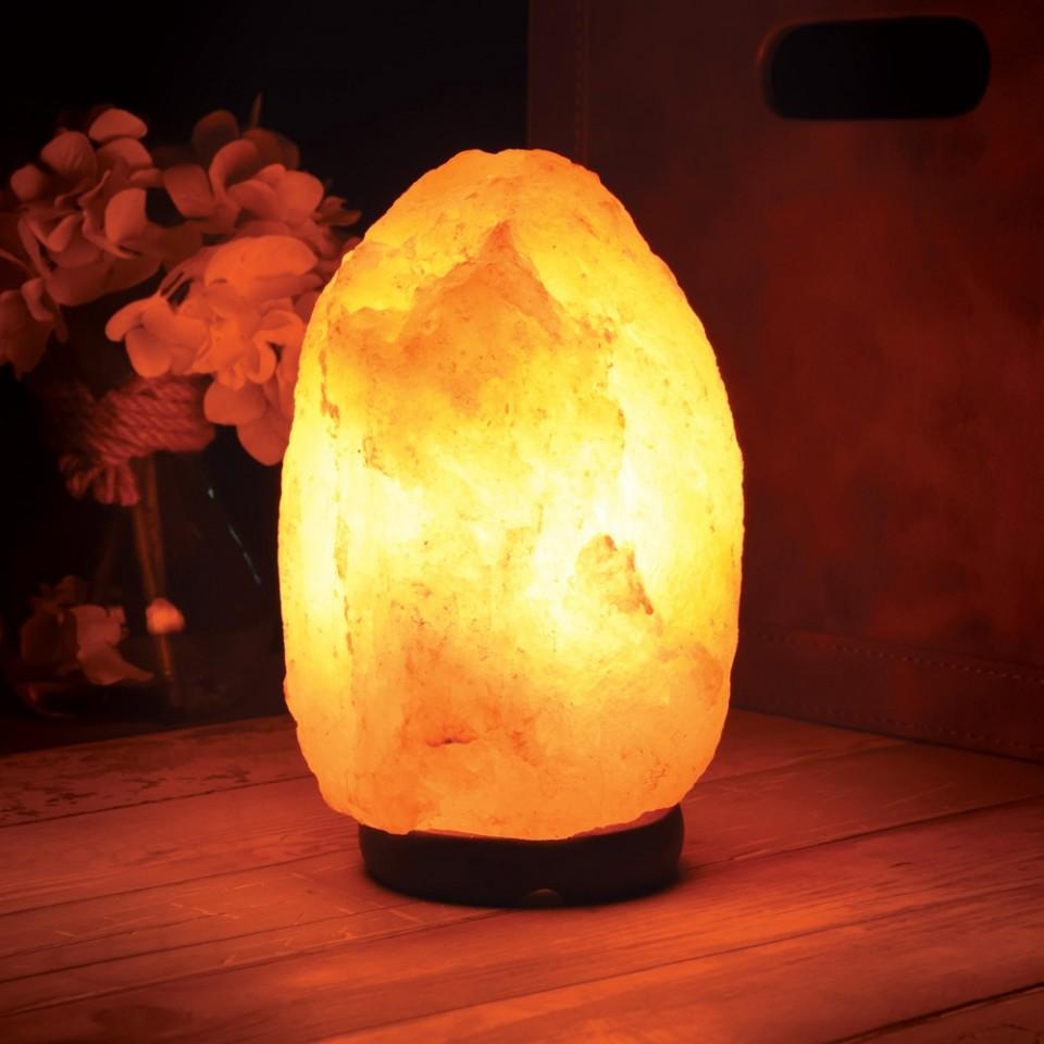 Dimmable Himalayan Rock Salt Lamp