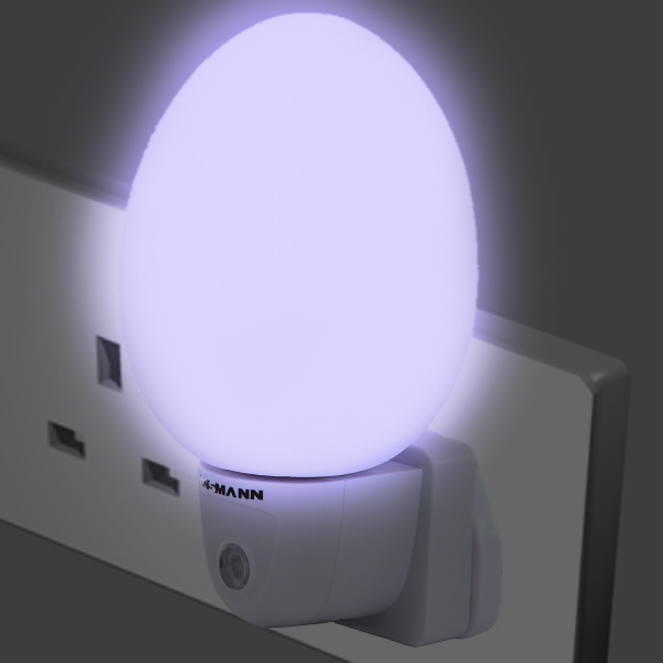 Dome Automatic Night Light