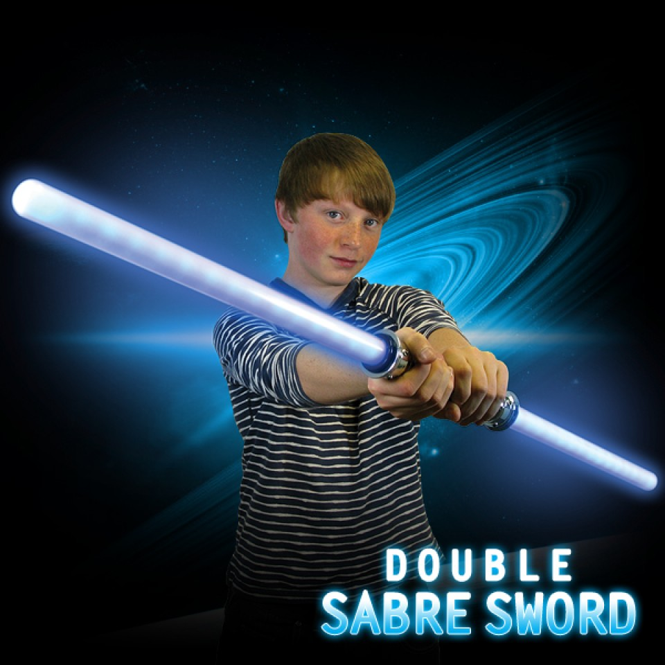Double Sabre Sword