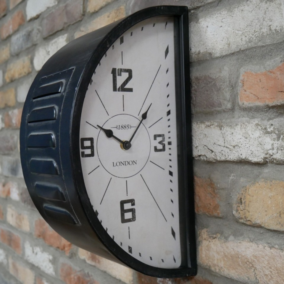 Double Sided Clock