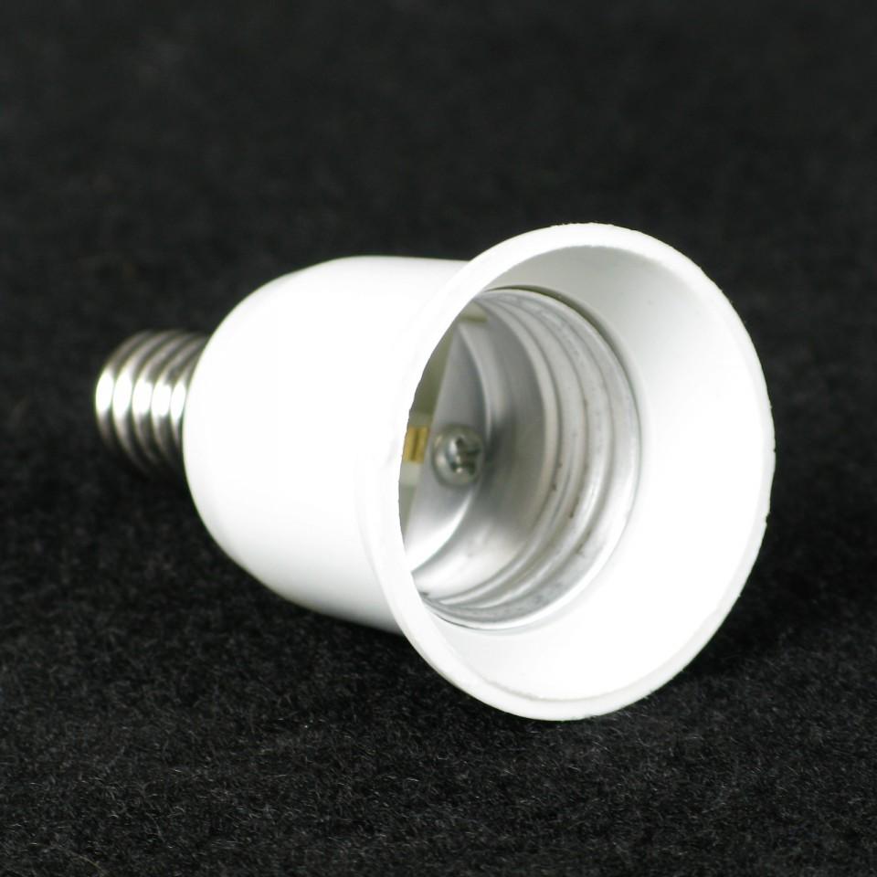 E14 to E27 Bulb Socket Converter (401.095)