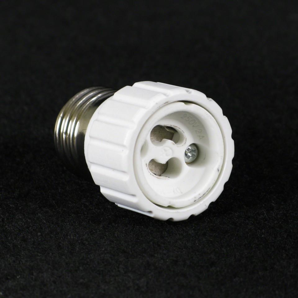 E27 to GU10 Bulb Socket Converter (401.092)
