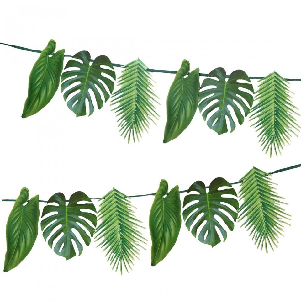 Fiesta Palm Leaf Garland