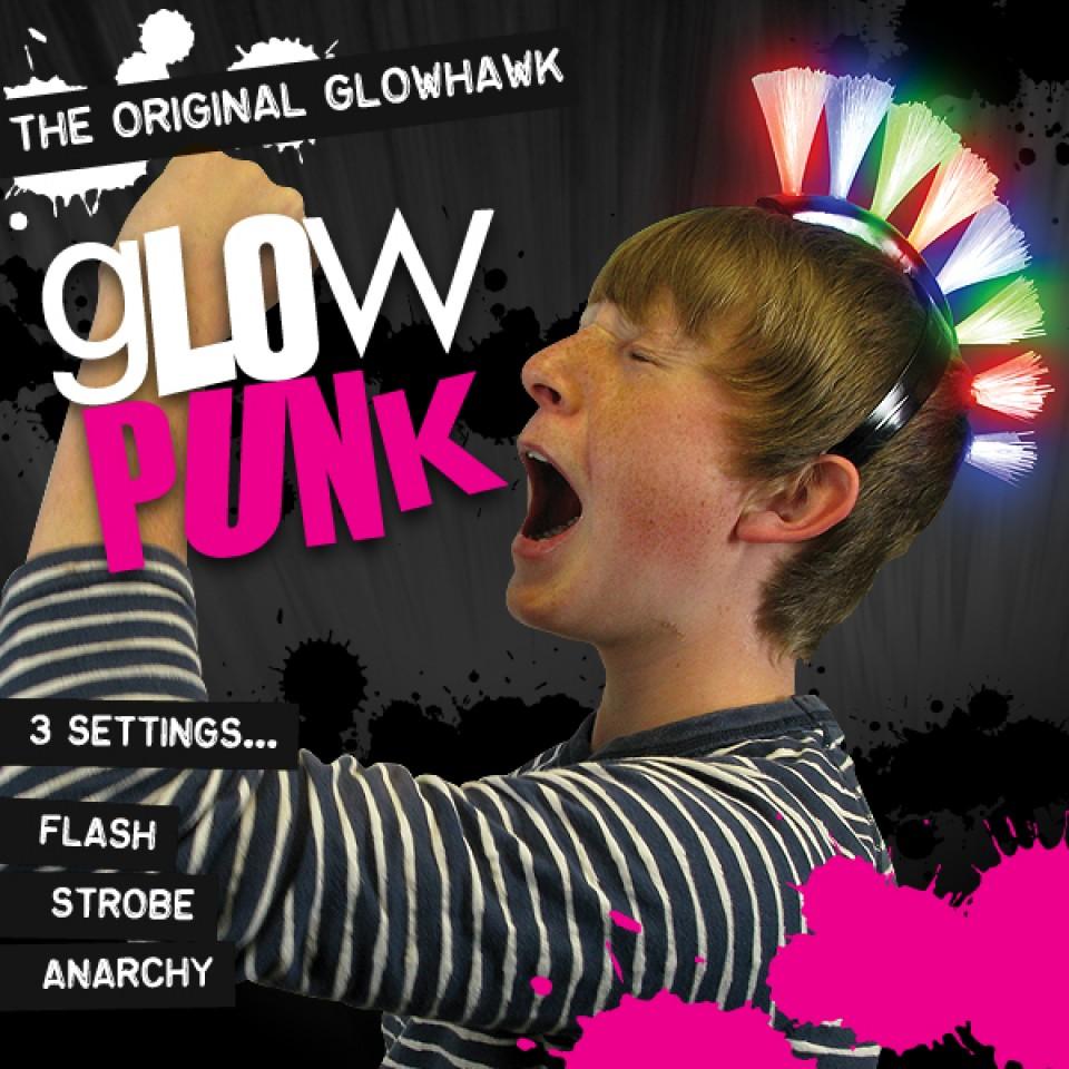 Light Up Punk Hair