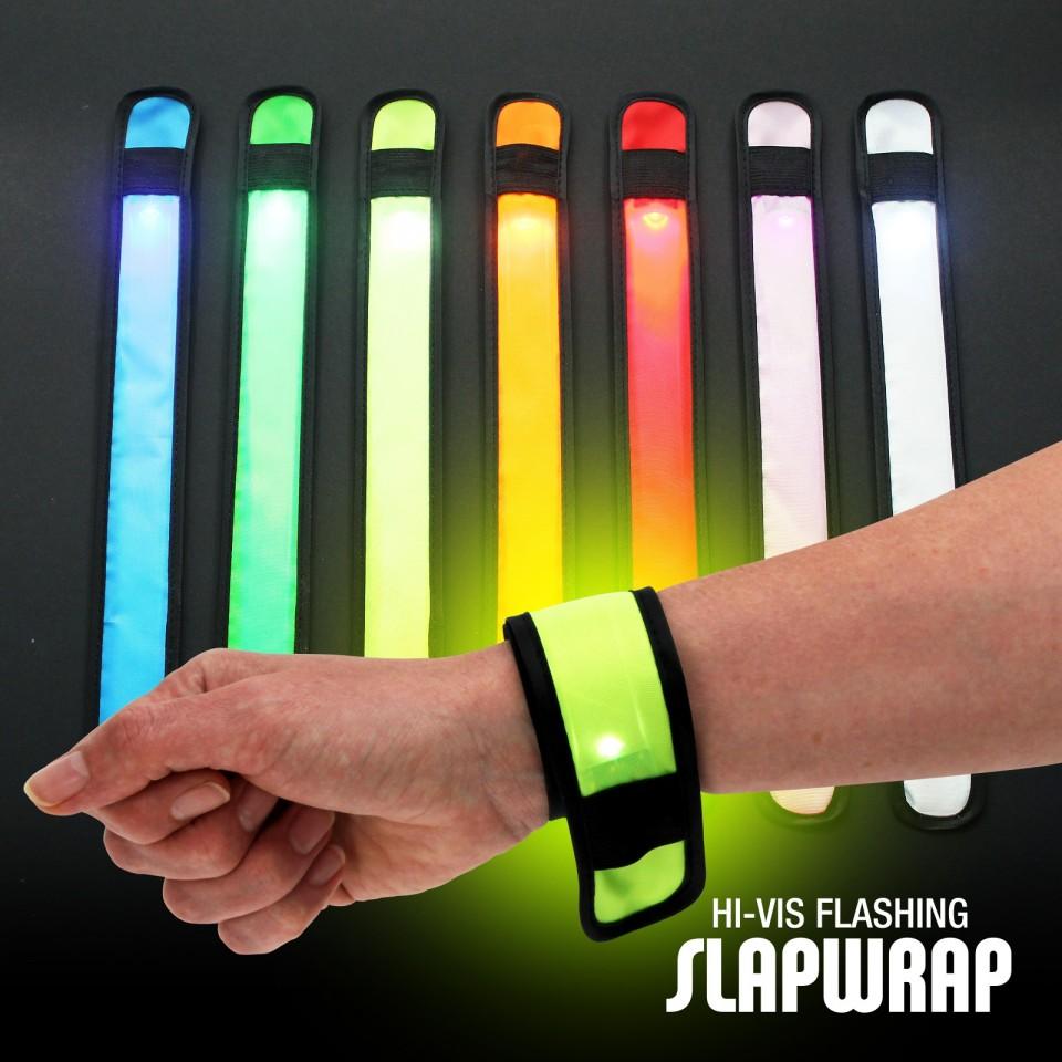 Flashing Slap Wrap Wholesale