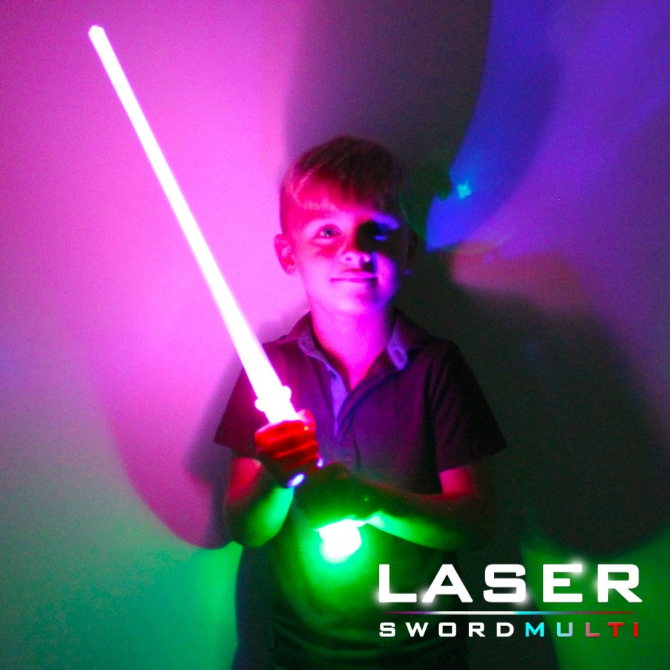 Multi Laser Sword