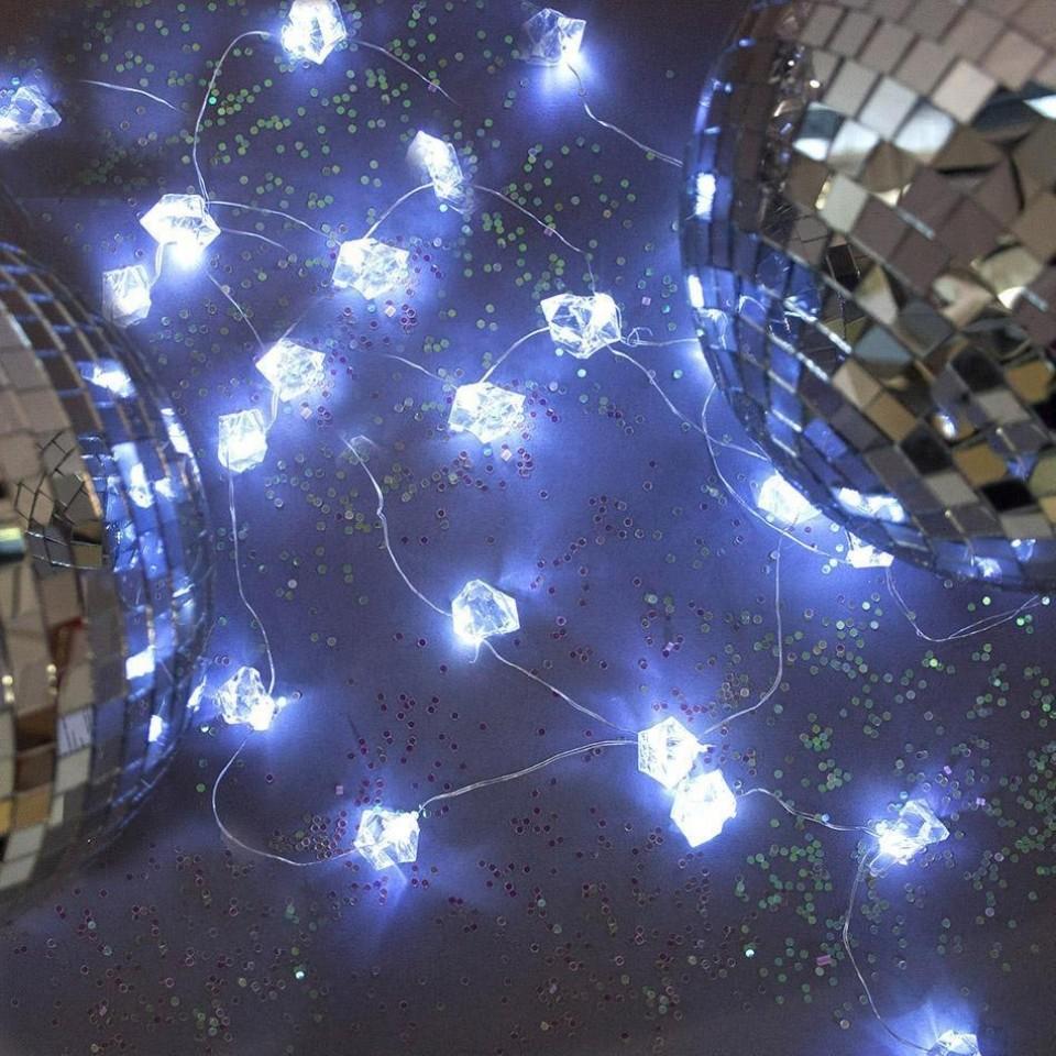 Gem Table Lights