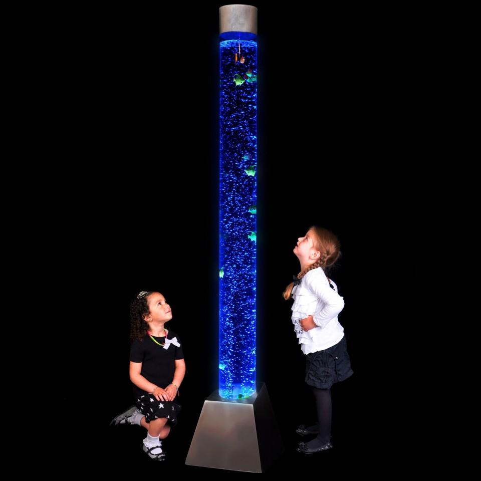 Giant 180cm Sensory Bubble Tube