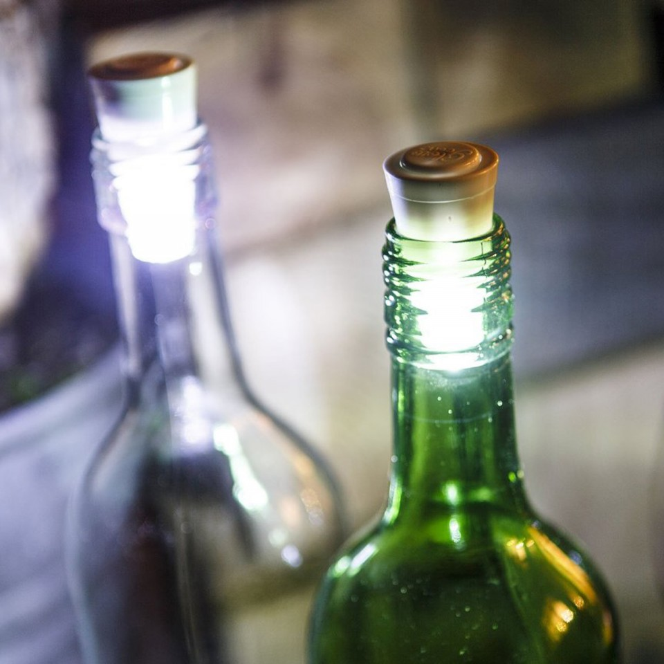 Glow Corks - Cork Bottle Light