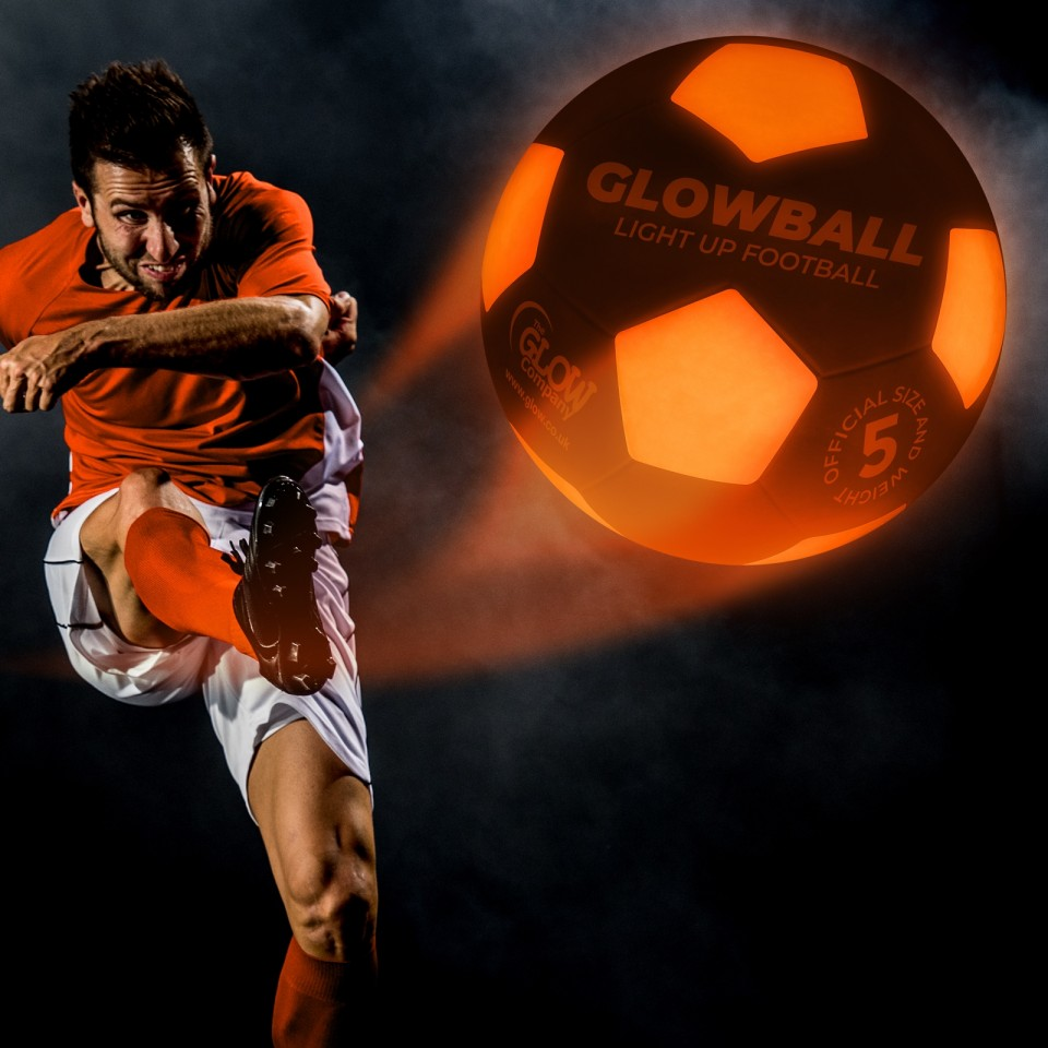 Light Up Football - GlowBall