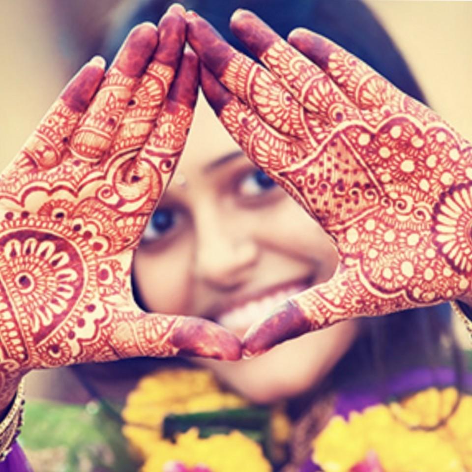 Henna Mehandi Cones (12 pack)